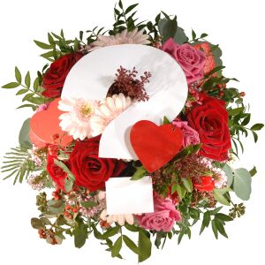 Seasonal Valentine's Day Bouquet