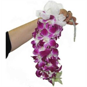Special Orchid wedding bouquet
