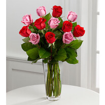 B19-4387 The FTD® True Romance™ Rose Bouquet